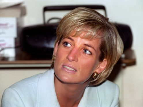 The film will trace Diana's journey from nursery assistant to member of the royal family (Neil Munns/PA)