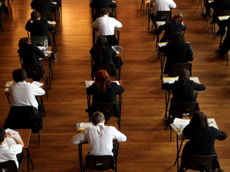 Scottish pupils will be able to appeal over their grades direct to the SQA (David Davies/PA)