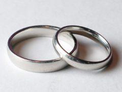 Wedding rings (Anthony Devlin/PA)