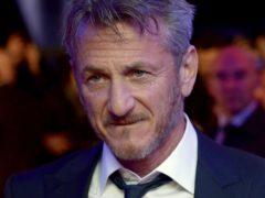 Sean Penn (Anthony Devlin/PA)