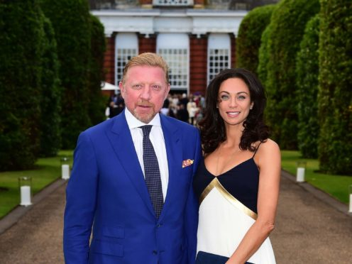 Boris and Lilly Becker (Ian West/PA)