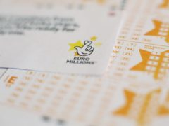 A UK ticket-holder won the £111m jackpot in Friday's draw (Yui Mok/PA)