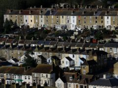 House prices rose by more than 10% annually in May (Gareth Fuller/PA)