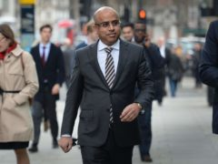 Mr Gupta was once hailed as the saviour of British Steel (Stefan Rousseau/PA)