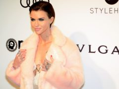 Ruby Rose was the first openly gay superhero to lead a major TV show (Billy Benight/PA)