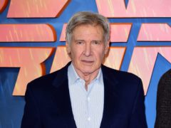 Harrison Ford (Ian West/PA)