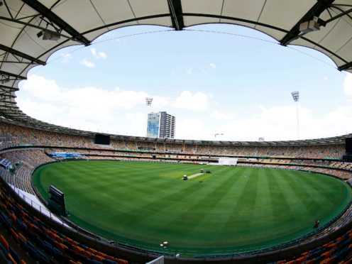The Gabba in Brisbane could be demolished and rebuilt as the main venue for the 2032 Olympic Games (Jason O'Brien/PA)