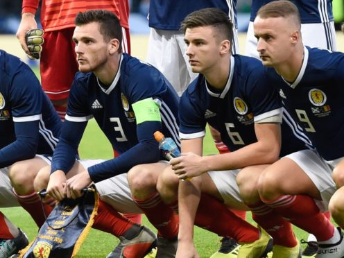 Gordon Smith is glad to see Andy Robertson and Tierney lining up in the same Scotland team (Ian Rutherford/PA)
