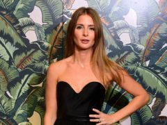 Millie Mackintosh is pregnant with her second child (Ian West/PA)