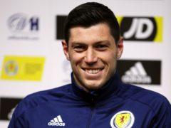 Scotland's Scott McKenna is raring to get started at Euro 2020 (Jane Barlow/PA)