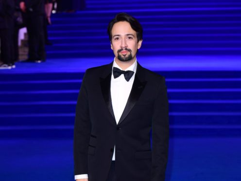 Acclaimed filmmaker Lin-Manuel Miranda has apologised for a lack of Afro-Latino actors in the lead roles for his musical In The Heights (Ian West/PA)