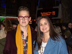 Tom and Giovanna Fletcher have apologised for a 'huge error of judgement' after using the Government furlough scheme during the pandemic (Matt Crossick/PA)