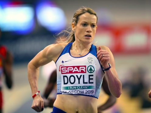 Great Britain's Eilidh Doyle has announced her retirement at the age of 34 (Jane Barlow/PA)