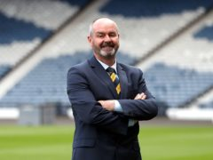 Boss Steve Clarke will lead Scotland into their first major tournament since 1998 (Jane Barlow/PA)