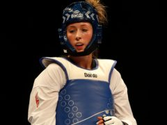 Great Britain's Jade Jones is once again going for Olympic glory (Martin Rickett/PA)