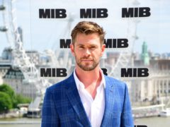 Chris Hemsworth has revealed filming has wrapped on superhero movie Thor: Love And Thunder (Ian West/PA)