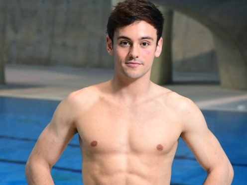 Tom Daley is preparing for his fourth Olympic Games (Ian West/PA)