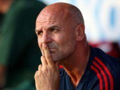 Steve Bould is to leave his post a Arsenal this summer (Tim Goode/PA)