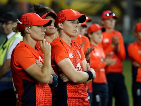 Heather Knight, second left, says she will not be reminding her England Women team-mates of their responsibilities (