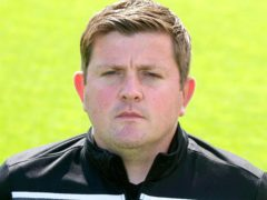 Assistant manager Richard Brittain has departed Ross County (Ken Macpherson/PA)
