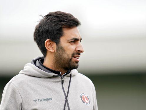 Charlton assistant boss Riteesh Mishra is the most senior South Asian coach in English women's football (John Walton/PA).