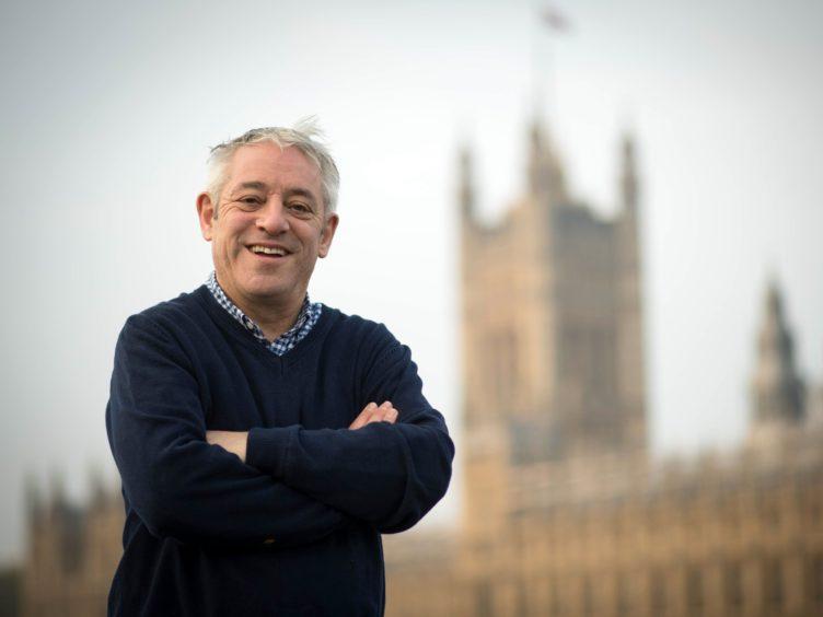 Ex-Speaker of the House of Commons John Bercow (Stefan Rousseau/PA)