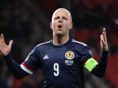 Steven Naismith won 51 caps for Scotland during an 18-year playing career (Steve Welsh/PA)