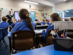 Shirley-Anne Somerville said she wants to deliver on plans to cut the time teachers spend in the classroom 'as soon as possible' (David Davies/PA)