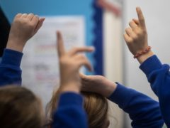 Larry Flanagan said the recruitment of 1,400 teachers last year was only 'scratching at the surface' of what is needed (Andrew Milligan/PA)