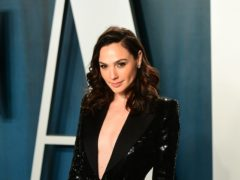 Wonder Woman star Gal Gadot announced she has welcomed her third child (Ian West/PA)
