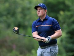 Dave Coupland qualified for the US Open thanks to a brilliant finish in the Betfred British Masters (Mike Egerton/PA)