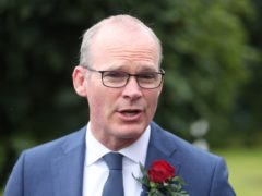 Irish Minister for Foreign Affairs Simon Coveney has warned over the spread of the Delta Covid variant (Niall Carson/PA)
