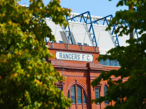 Rangers are hoping to raise £6.75million through a share issue (Craig Foy/PA)
