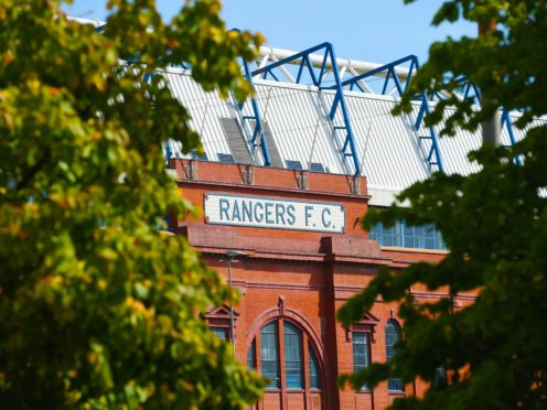 Rangers have invited supporters to take part in a share issue (Craig Foy/PA)