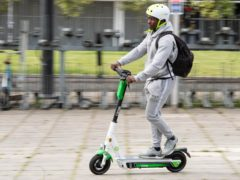 Rental electric scooters in London are 'as safe as possible', according to one of the firms involved in a trial which launches on Monday (Jeff Spicer/PA)