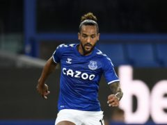Theo Walcott is to leave Everton when his contract expires at the end of the month (Peter Powell/PA)