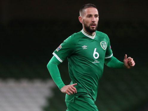 Republic of Ireland midfielder Conor Hourihane is desperate to end Stephen Kenny's wait for a victory (Brian Lawless/PA)