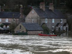 River flood defences prevent losses of £568 million a year, a report has found (Nick Potts/PA)
