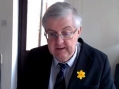First Minister of Wales Mark Drakeford (House of Commons)