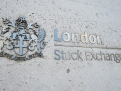 Five companies announced plans to list on the London Stock Exchange on Thursday (Kirsty O'Connor/PA)