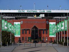 Celtic have snapped up teenage striker Joey Dawson (Jane Barlow/PA)