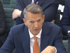 Wages need to rise to help support the UK's recovery, Andy Haldane said (House of Commons/PA)