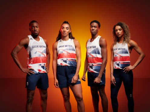 All members of the Team GB travelling party will be offered the vaccine (adidas handout)