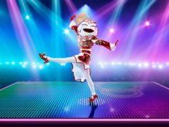Knickerbocker Glory on The Masked Dancer (ITV)