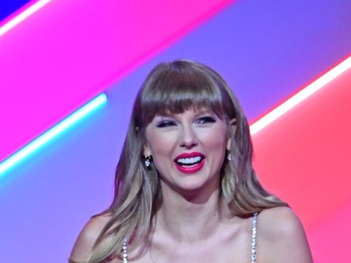 Taylor Swift celebrated Pride Month and restated her support for the Equality Act, which would expand legal protections for the LGBT community in the US (Ian West/PA)