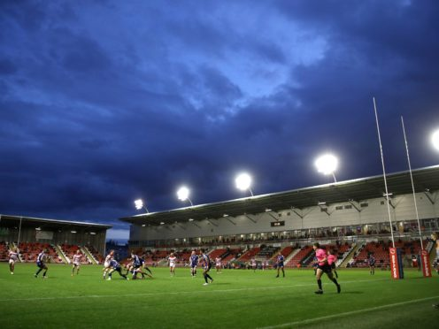 John Duffy has parted company with Super League bottom club Leigh (Tim Goode/PA)