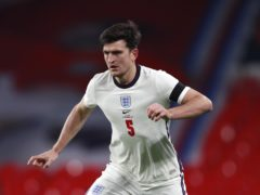 """Harry Maguire says his ankle injury is """"improving and getting better"""" (Ian Walton/PA)"""