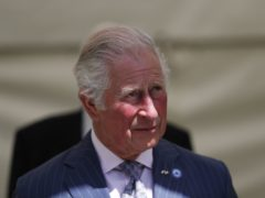 The Prince of Wales praised the British Normandy Memorial (Darren Staples/PA)