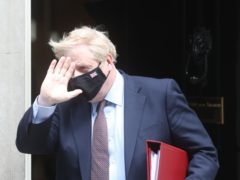Boris Johnson said the UK's innovators and entrepreneurs can lead the world in the economy of the future (Luciana Guerra/PA)