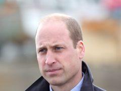 The Duke of Cambridge (Chris Jackson/PA)